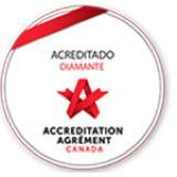 Logo of Accreditation Canada International (ACI)