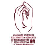 Logo of The Mexican Association of Residents and Former Residents of Plastic and Reconstructive Surgery Dr. Fernando Ortiz Monasterio