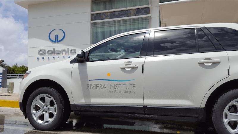 Plastic Surgery Riviera Transportation