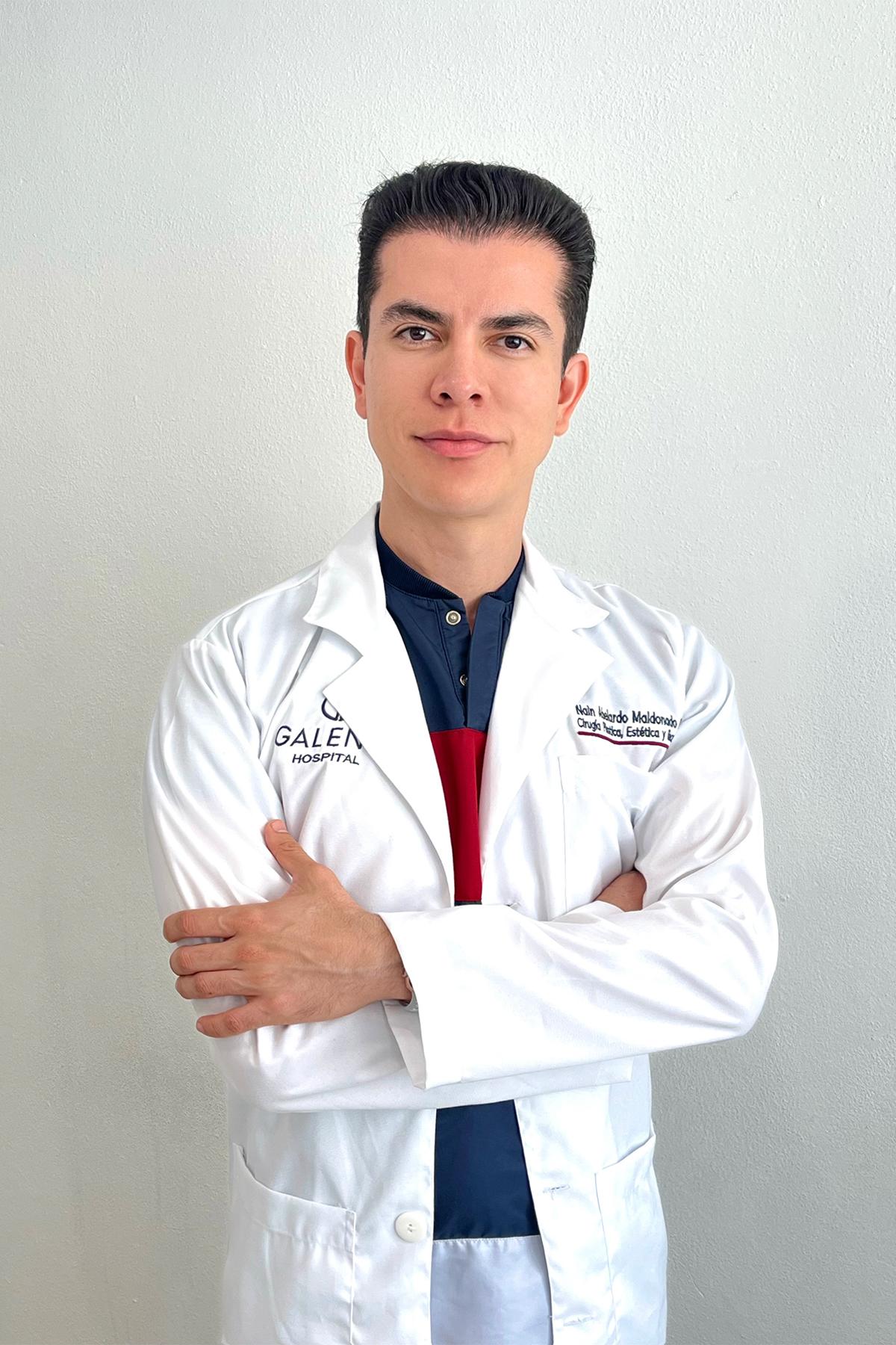 Picture of Dr. Nain Maldonado